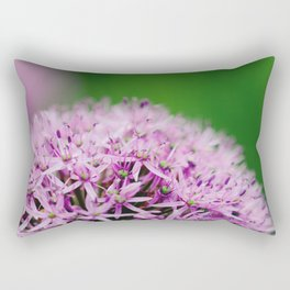Alliums Rectangular Pillow