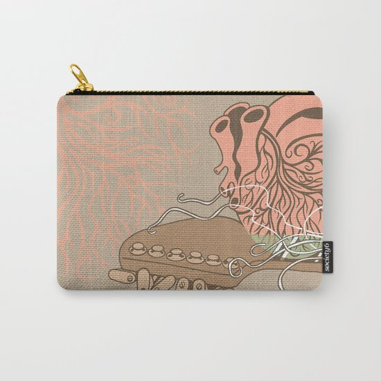 THE SOUND - ANALOG zine Carry-All Pouch