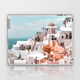 Santorini, Oia Laptop & iPad Skin