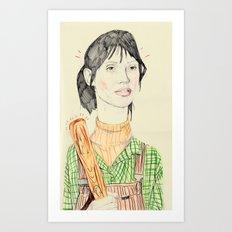 wendy torrance Art Print