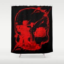 Original Ash Shower Curtain