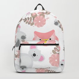 Pink Cuties Backpack
