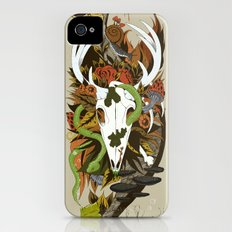 Nature Thrives iPhone (4, 4s) Slim Case