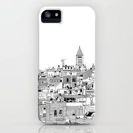 Little Jerusalem iPhone Case