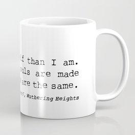 Wuthering Heights - Souls Coffee Mug