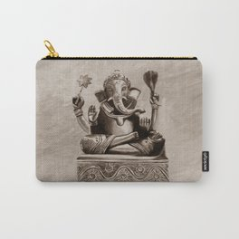 Ganesha - sepia Carry-All Pouch