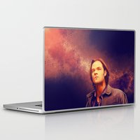sam winchester Laptop & iPad Skins featuring Sam Winchester - Supernatural by KanaHyde