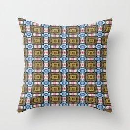 Impressible Rondo Pattern Throw Pillow