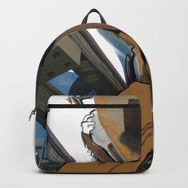Caped Crusader Backpack