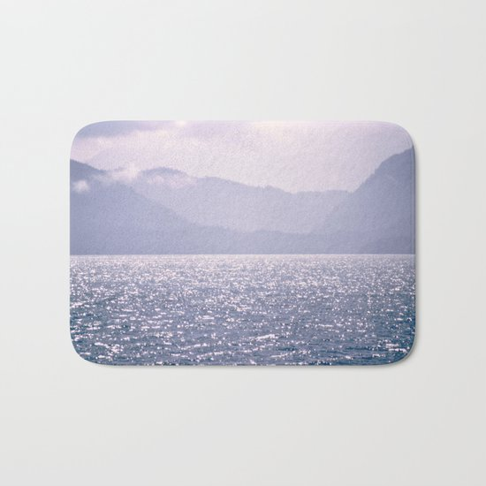 Sun reflection Bath Mat