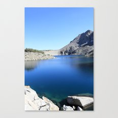 Anna Lake Canvas Print