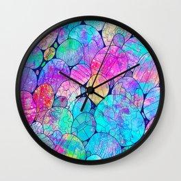 Pebble stones Wall Clock