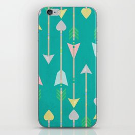 Native American Arrows iPhone Skin