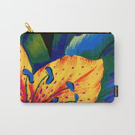 Let's Go Abstract Carry-All Pouch