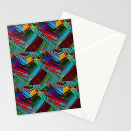 Chaotic Synchronicity 2 Stationery Cards
