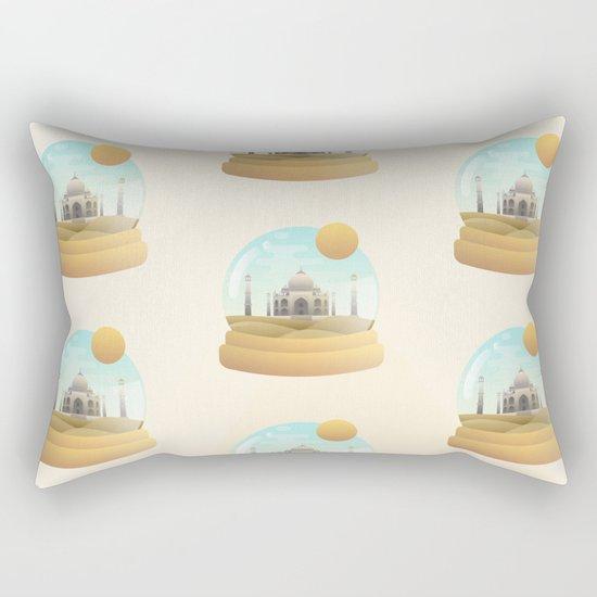 Sand Globe Rectangular Pillow