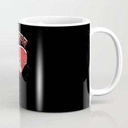 Butcher Slautherer Meat Gift Coffee Mug