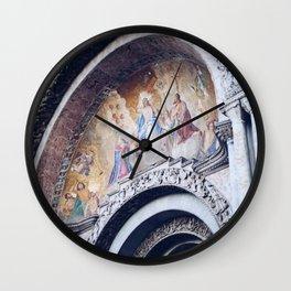 Venice Mural Wall Clock