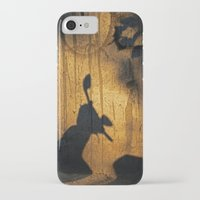 theatre iPhone & iPod Cases featuring Shadow theatre by Alfani Photography