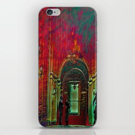 The Crushing Weight of Defeat:  Divide iPhone Skin