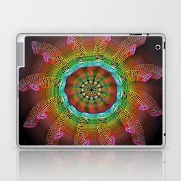 Slinky Blackhole Laptop & iPad Skin