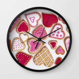 love cookies Wall Clock