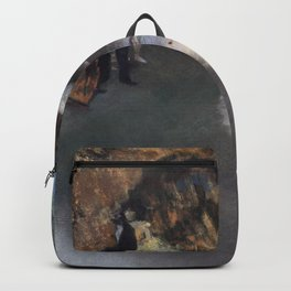 Edgar Degas's The Star, or Dancer on the Stage Backpack