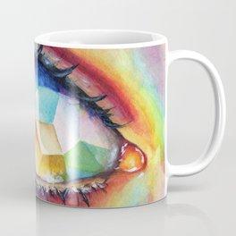 Mosaic eye Coffee Mug