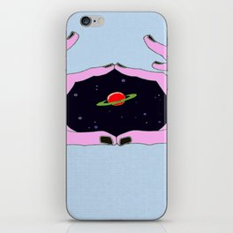 Dementia Dimension iPhone Skin