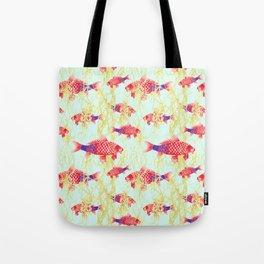 Carpe Diem  with Seaweed Tote Bag