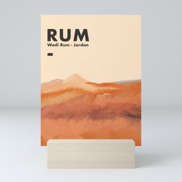 Rum Mini Art Print