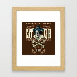 Cat Kidd Framed Art Print