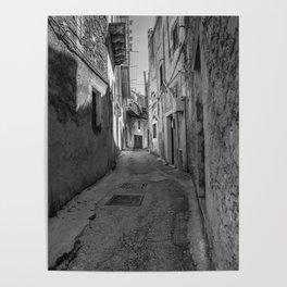 Caltabellotta Sicily Poster
