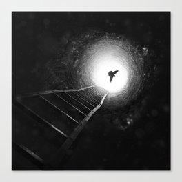 Light Redemption Canvas Print
