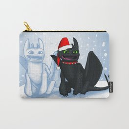 Do you want to build a Toothless? Carry-All Pouch