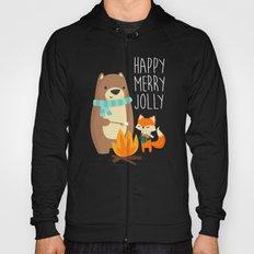 Happy Merry Jolly Hoody