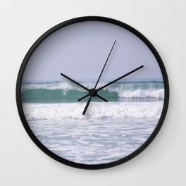 sea wave Wall Clock