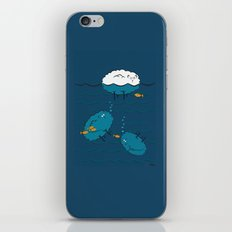 Sinking Sheep iPhone & iPod Skin