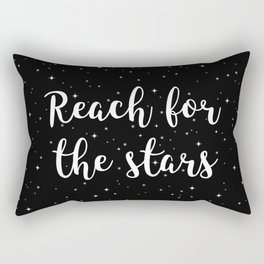 Reach for the Stars Rectangular Pillow