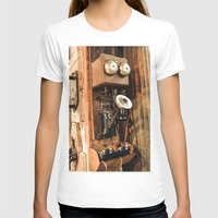 telephone T-shirts featuring Telephone by Imaginatio