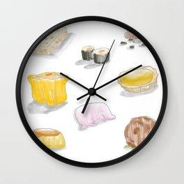 Dimsum Wall Clock
