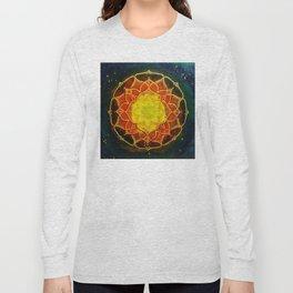 Oasis Mandala Long Sleeve T-shirt