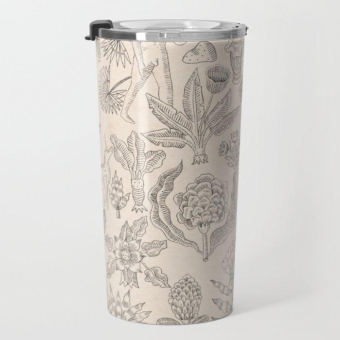Garden of Love Travel Mug