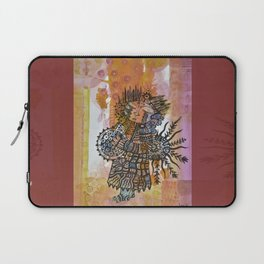 The Shaman's Song Laptop Sleeve