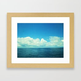 Atlantic Framed Art Print