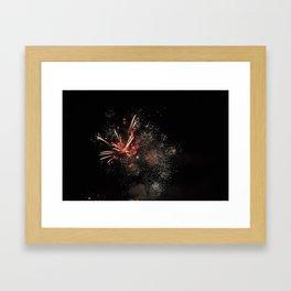 New Years Framed Art Print