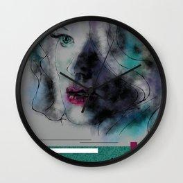 Gena Wall Clock