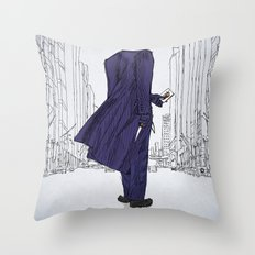 Why So Serious? Throw Pillow