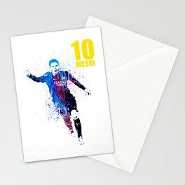 Sports art _ Barcelona Stationery Cards