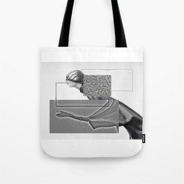 mad woman Tote Bag
